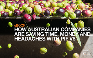 How 10 Australian companies are saving time & money with PIF V6